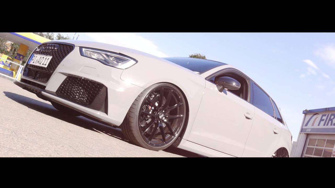 Audi RS3 8V 2,5 Turbo 89mm 3,5\