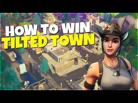 The EASIEST Way To Win In Fortnite | Tilted Town Tips