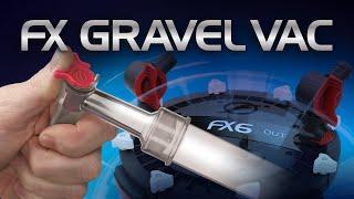 Fluval FX Canister Filter Gravel Vac