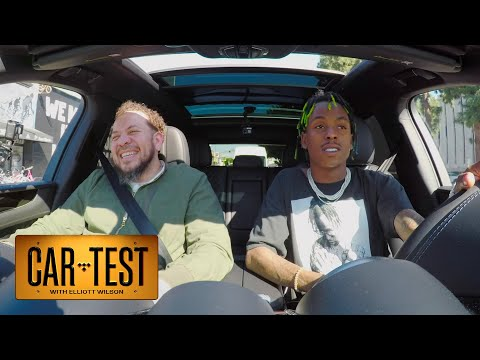 Car Test: Rich the Kid