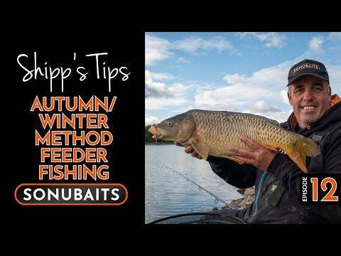 SHIPP'S TIPS - EPISODE 12 - AUTUMN/WINTER METHOD FEEDER FISHING