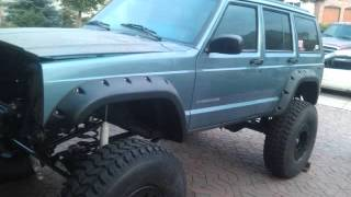 Jeep cherokee stroker build