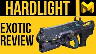 Ricochet Power: Destiny 2 Hardlight Exotic Review