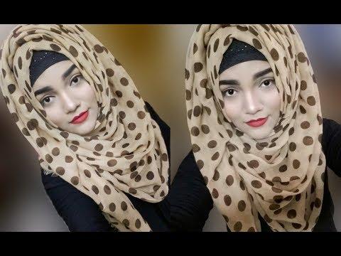 Volume layer /Fluffy/Messy Hijab Style || Ramadan & Eid Special || Mutahhara♡ thumbnail