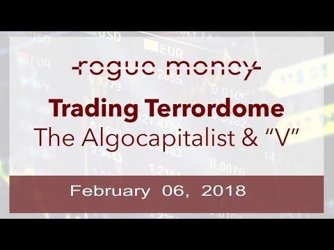 The Trading Terrordome: w/ Dex The AlgoCapitalist