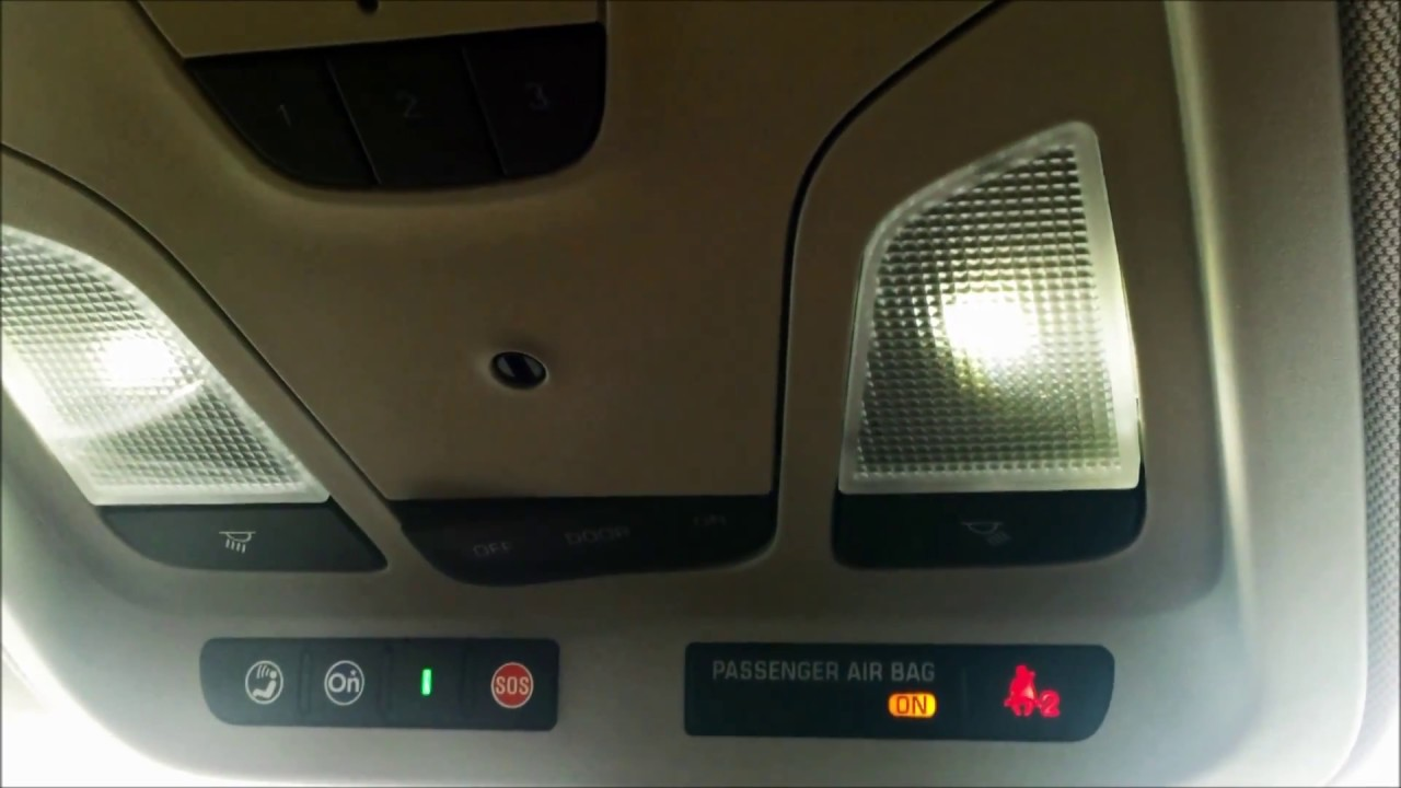how to turn off dome light in budget truck