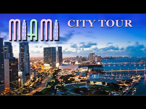 Miami city tour