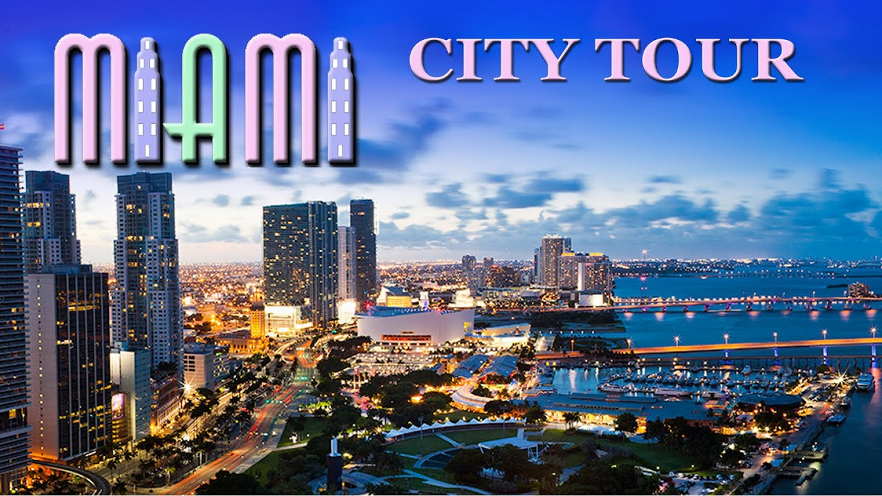Bus City Tour Miami