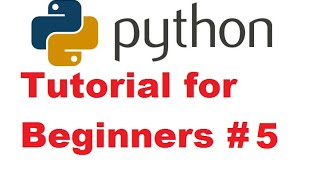 Python Tutorial for Beginners 5 - Save and Run Python files .py