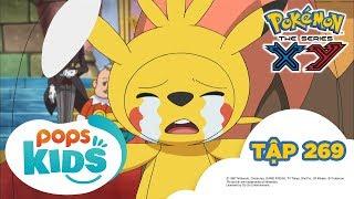 Pokémon Tập 269 -  Lễ Hội Pampujin! Tạm Biệt Baketcha? - Hoạt Hình Pokémon Tiếng Việt  S18 XY