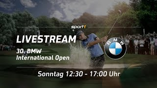 LIVE 🔴 | Das Deutsche Duell - Kaymer Finale | BMW International Open Golf | SPORT1