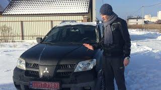 Тест-драйв Mitsubishi Outlander|Объективный тест