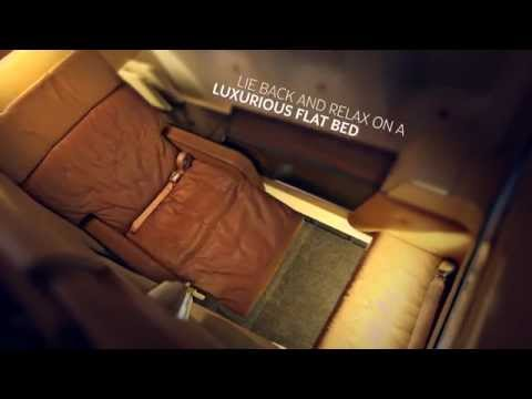 Your In-Flight Experience on Etihad Airways