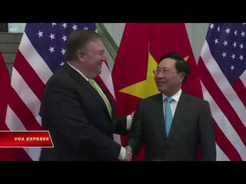 Truyền hình VOA 17/5/19: Ngoại trưởng Việt Nam sắp thăm Mỹ
