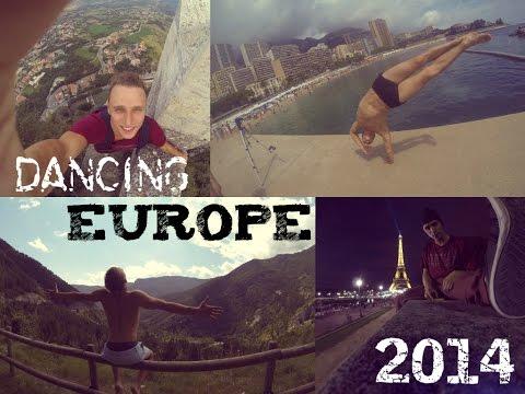 Dancing Europe 2014