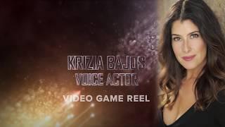 Produced Video Game Reel - Krizia Bajos Voice Actor