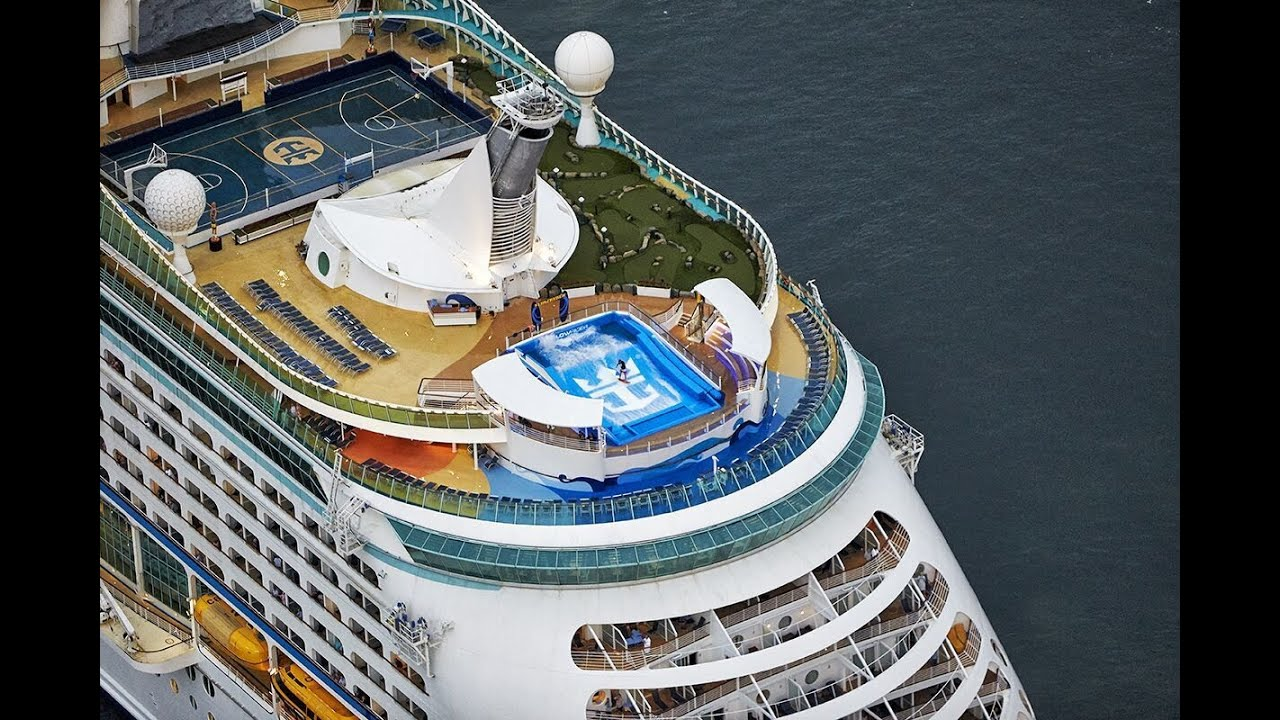 Explore The Beauty Of Caribbean: Two Royal Caribbean Ships Set To Meet For First Time In
