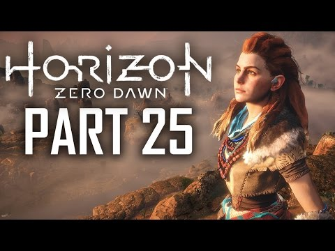 "Horizon: Zero Dawn - Let's Play - Part 25 - ""Deep Secrets Of The Earth, Traitor's Bounty"""