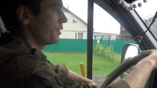 Автостопом в Казахстан: часть 1