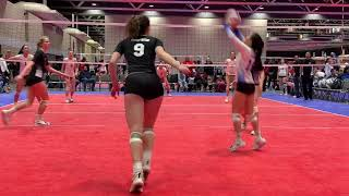 Savannah Bloom (#4) 2020 MIddle Blocker