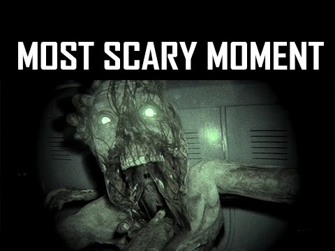 SCARIEST MOMENT IN OUTLAST 2