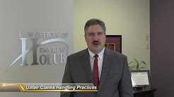 Unfair Claims Handling Practices | Indiana Lawyer Explains