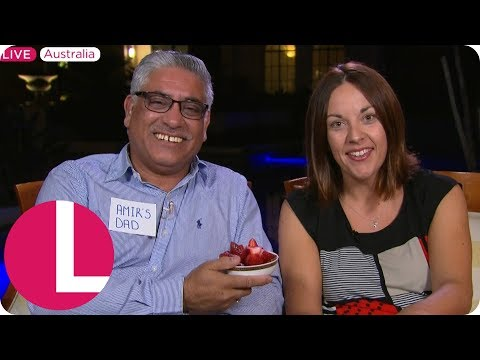 I'm A Celeb's Kezia Dugdale Says There's No Rift Between Her and Amir Khan | Lorraine