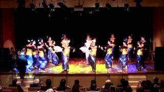 Tradicional de Bali, Ronald Pohan, Jangeran, Cordana Youth Choir, Música Sacra en San Juan 2012