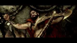300 спартанцев: Расцвет империи / 300: Rise of an Empire (2014) 1080p [Трейлер]