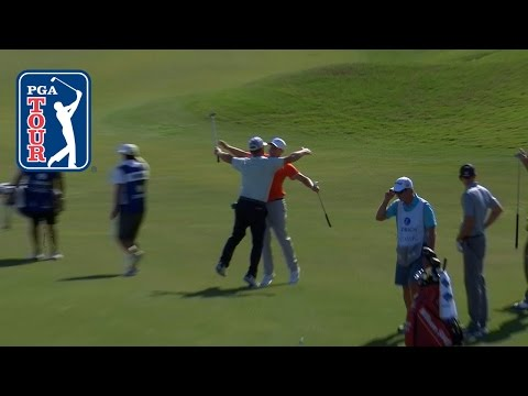 Whee Kim chips in for his third straight birdie at Zurich from YouTube · Duration:  43 seconds