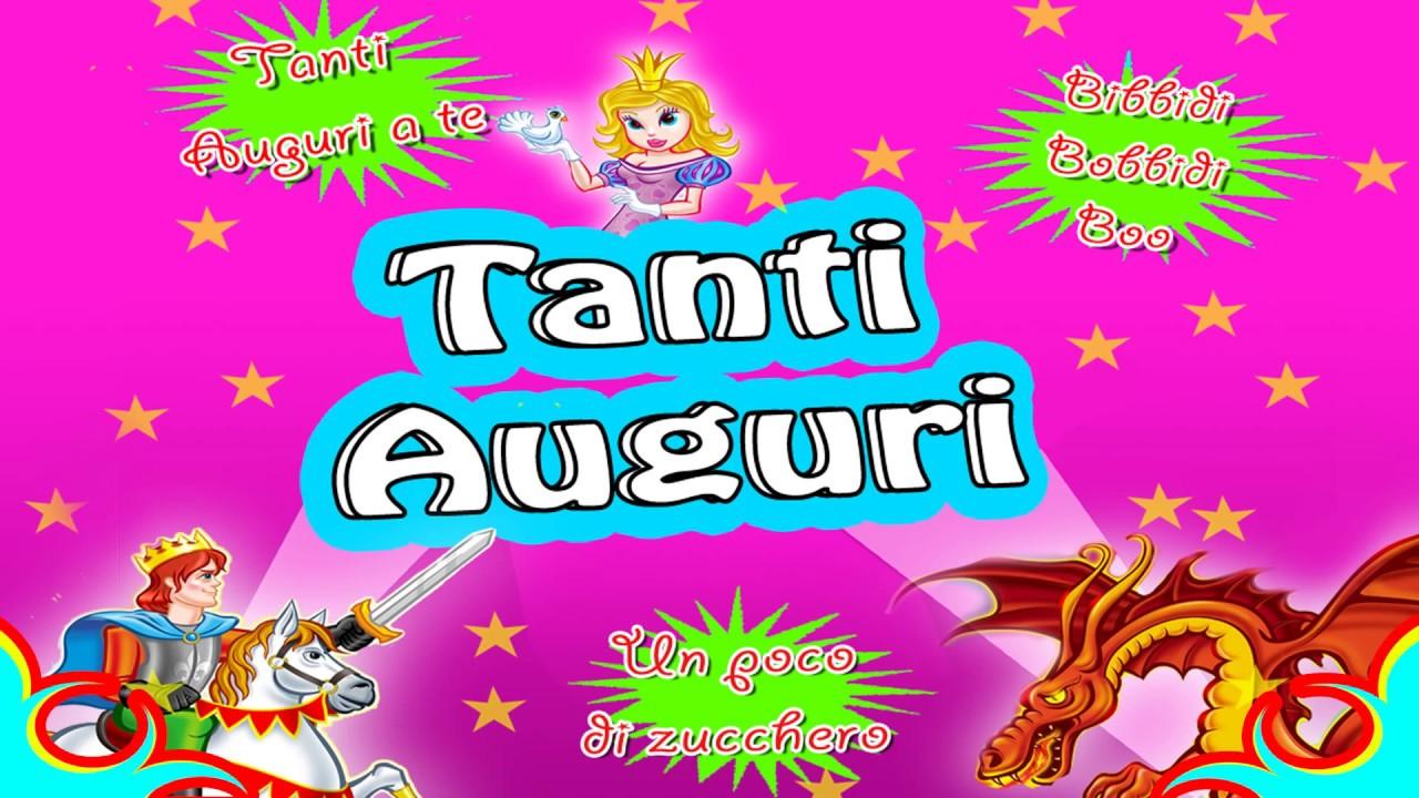 Favorito Tanti Auguri | Canzoni per Bambini - YouTube DM18