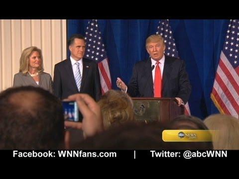 Mitt Romney Wins Texas; Donald Trump's Birther Theory