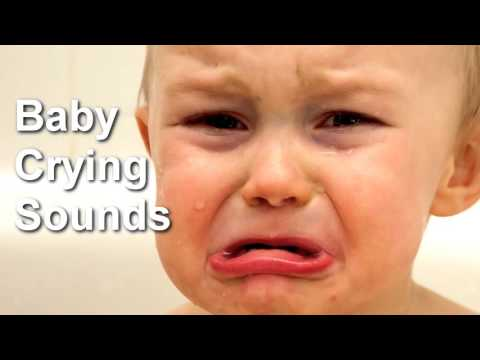 صوت طفل صغير يبكي Youtube
