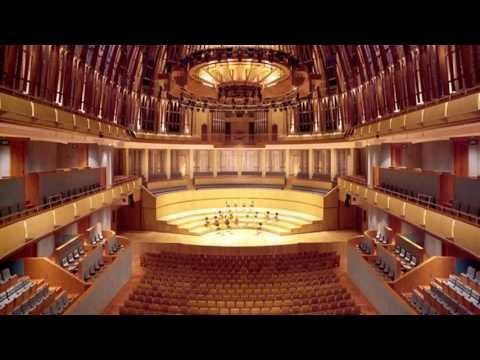 Esplanade Theatre Floor Plan