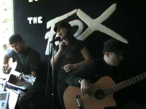We Are The Fallen performs