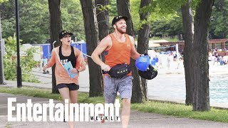 'The Amazing Race' Winners On How Two Strangers Won $1 Million | News Flash | Entertainment Weekly