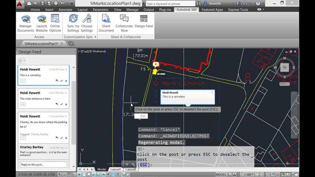 autocad 2014 design feed youtube rh youtube com 2014 AutoCAD Instruction Manual AutoCAD Logo