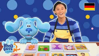 Überall Farben mit Blue | Blue's Clues & You!