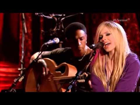 Show Acústico de Avril Lavigne