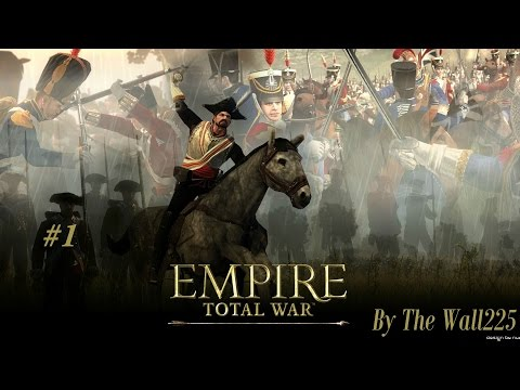Empire Total War Gameplay HD ITA #1 - Panoramica Generale