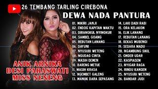 26 Tembang Tarling Cirebonan Bareng Dewa Nada Pantura - Full Nonstop
