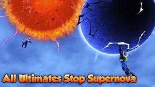 Can ALL Ultimates Stop Supernova Cooler?! - Dragon Ball Xenoverse 2