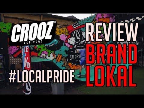 #LocalPride | Review Brand Lokal Crooz - Tebet, Jakarta Selatan