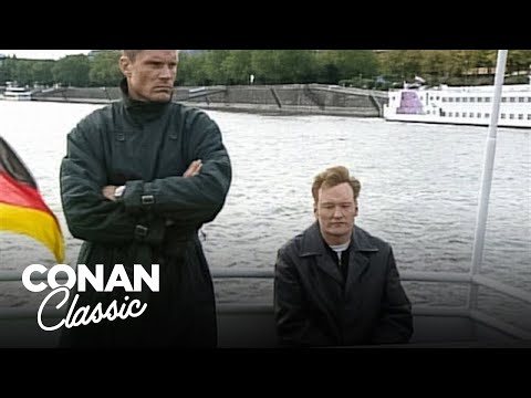 "Conan's Trip To Germany - ""Late Night With Conan O'Brien"""
