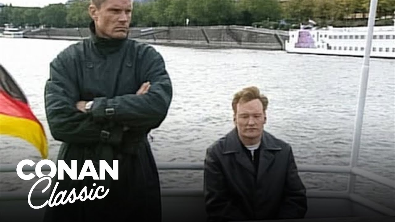 Conan's Trip To Germany | Late Night with Conan O'Brien