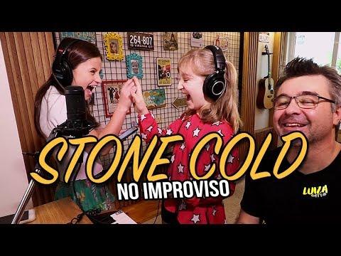 STONE COLD - Luiza Gattai e Rafa Gomes Cover