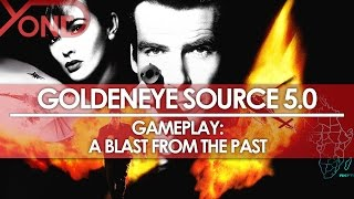 Goldeneye Source 5.0 - Gameplay: A Blast From The Past