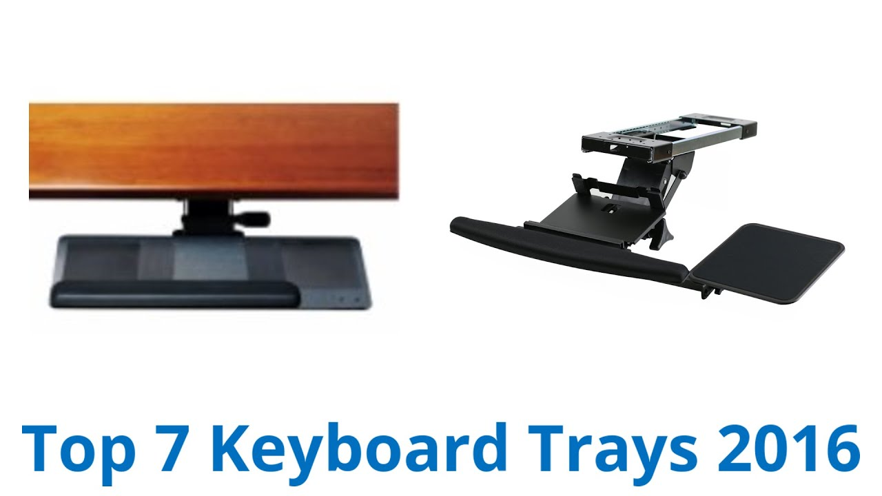 Adjustable Keyboard Tray Clamp Ikea Secretary Ikea