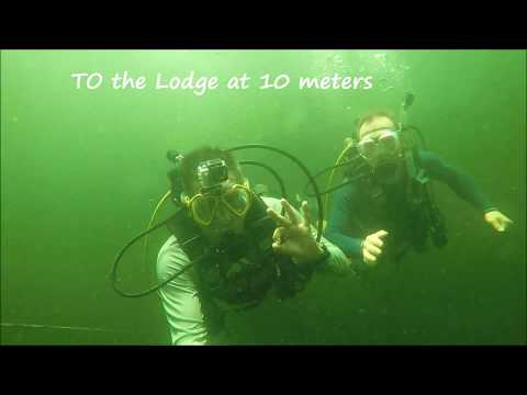 """Jules Verne Lodge, Underwater """"Hotel"""""""