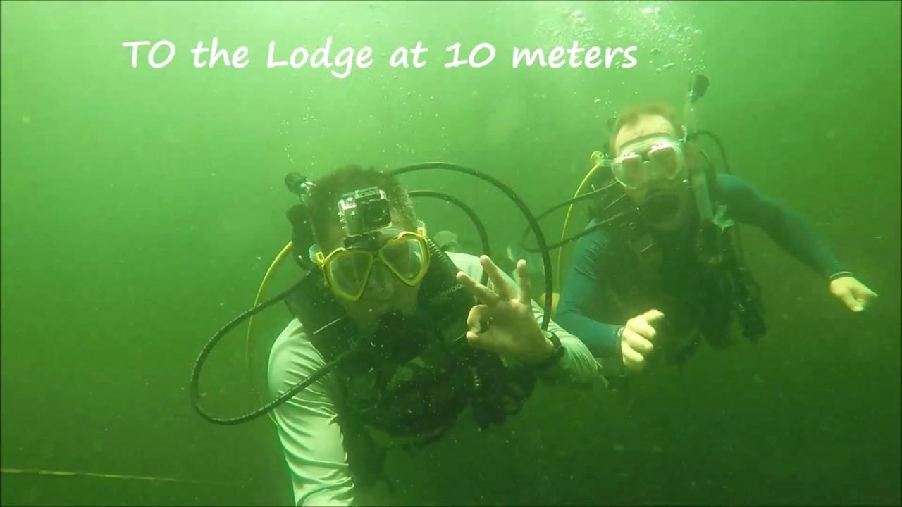 Jules Verne Lodge Underwater Hotel Youtube